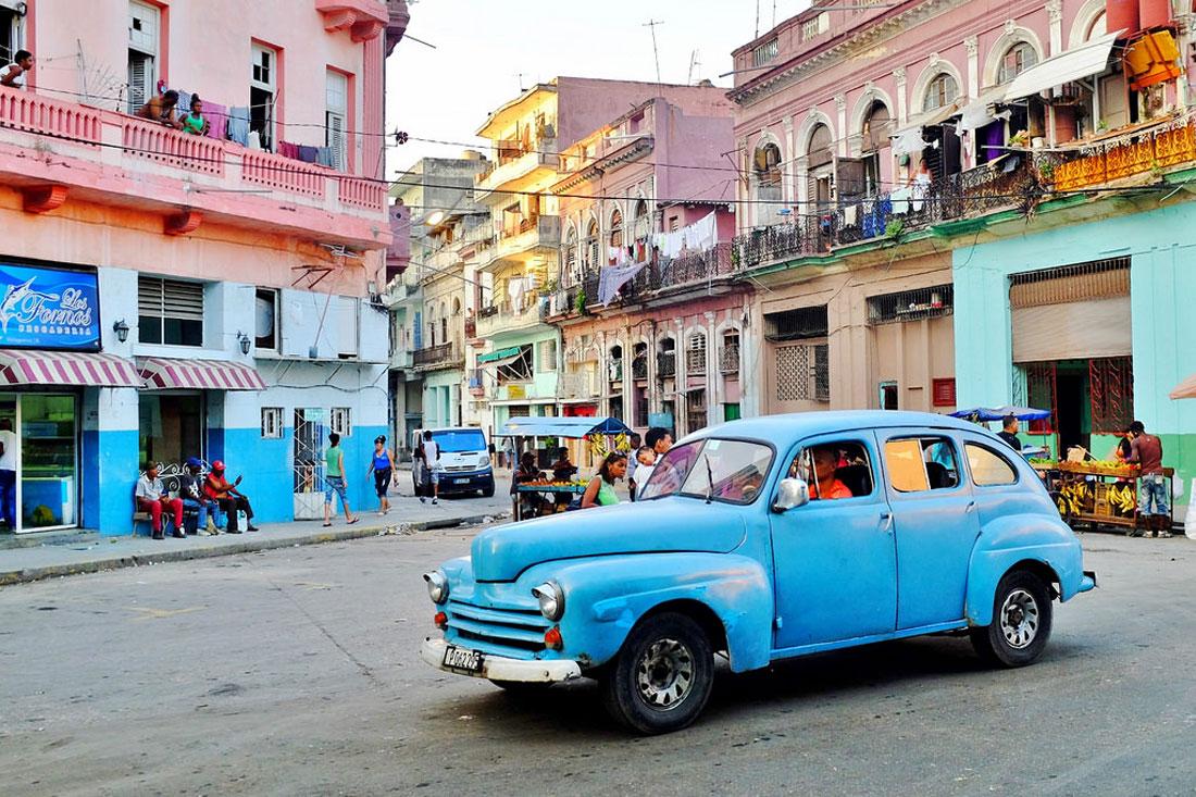 Куба фотографии туристов