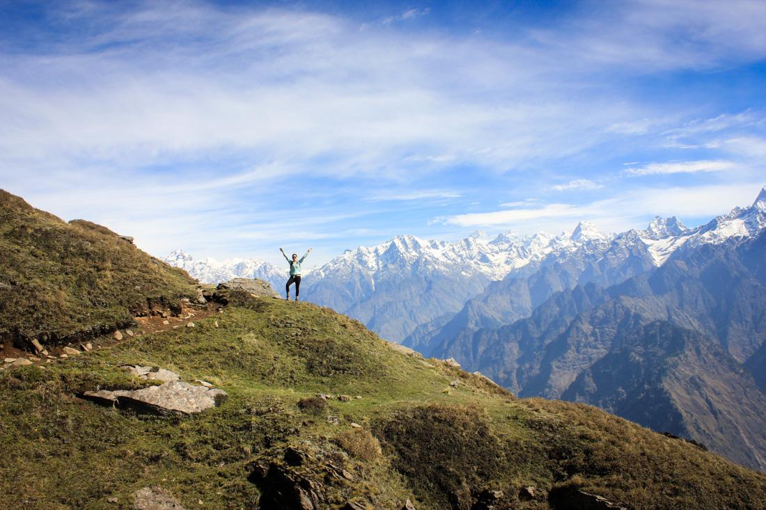 Trekking Rookie We Ve Found The World S Best Beginner