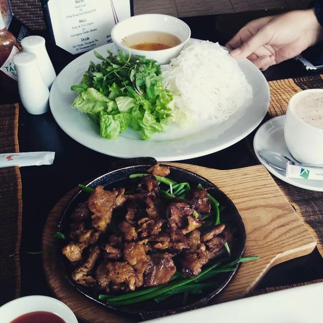 vietnam food - arnie kim
