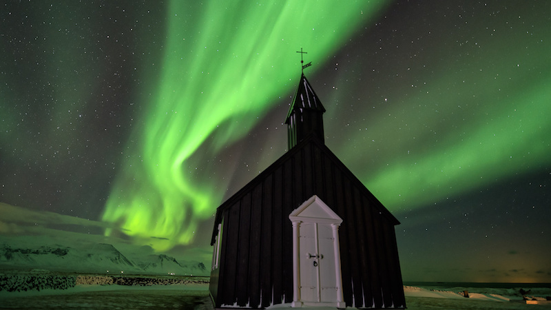 Where to see northern lights - Image c/o Diana Robinson, Flickr