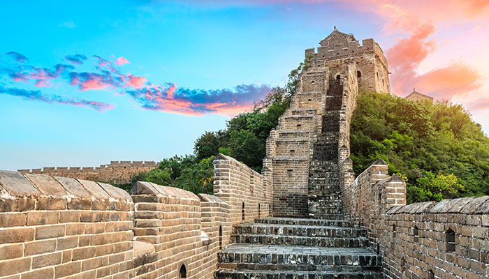 The Great Wall of China - Jinshanling Section