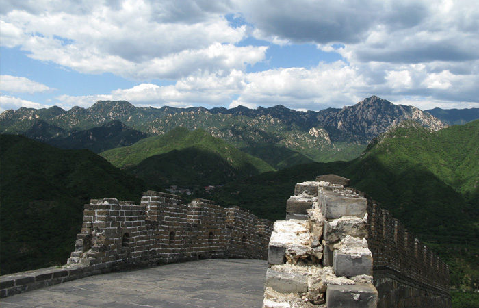 Travel guide: The best sections of the Great Wall of China ...