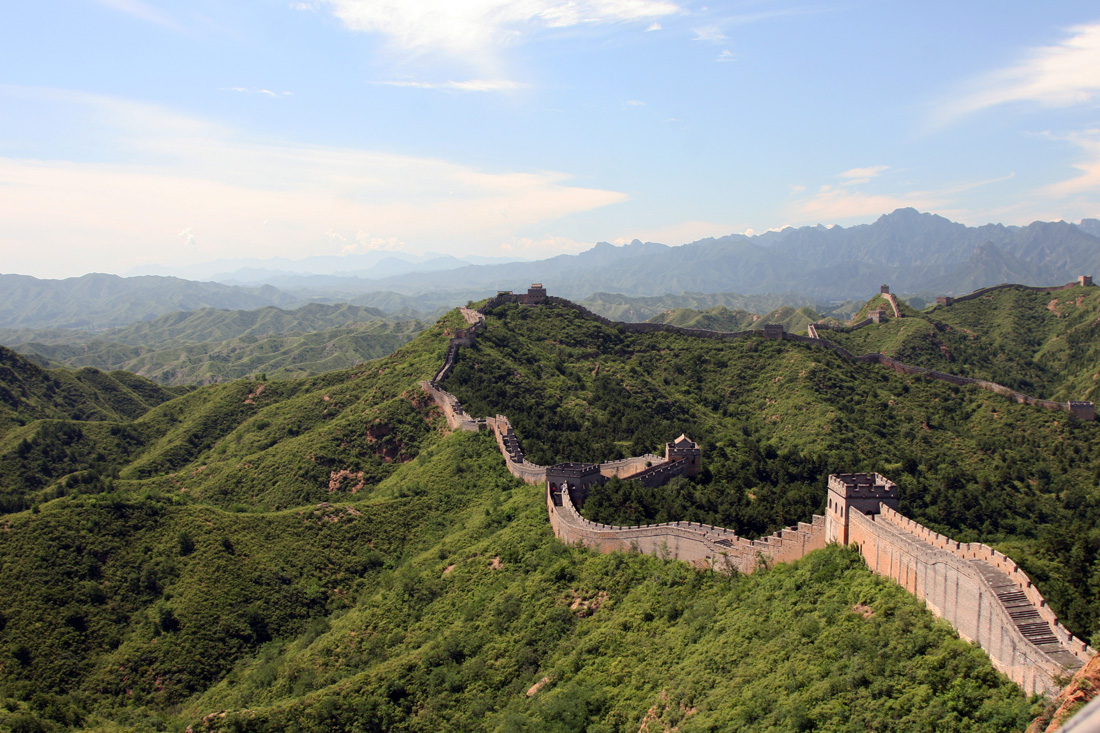 By James Shackell Asia Beijing China Great Wall Guides Walking Post A Comment