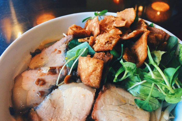 Our ultimate Cao Lau noodle recipe