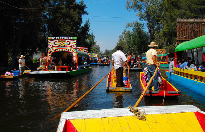 Mexico City guide ,---LWYang