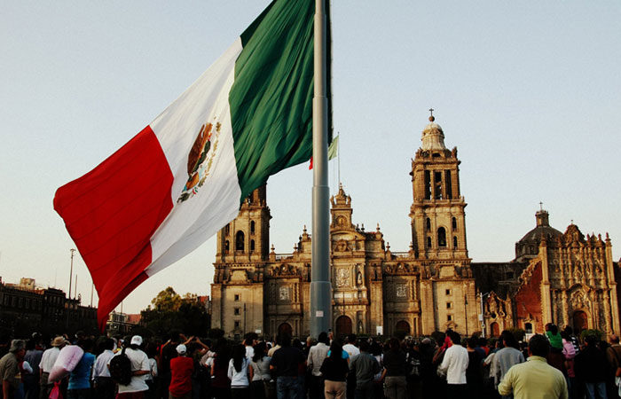 Mexico City guide ,-Zocalo---LWYang
