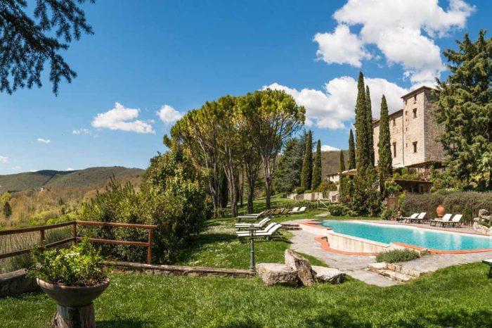 Feature Stay: Castello di Spaltenna, Tuscany