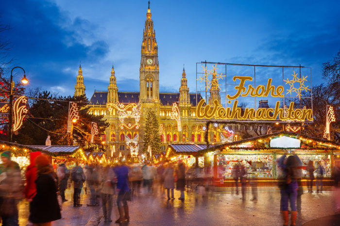 Deck the stalls: Our guide to Europe's Christmas markets