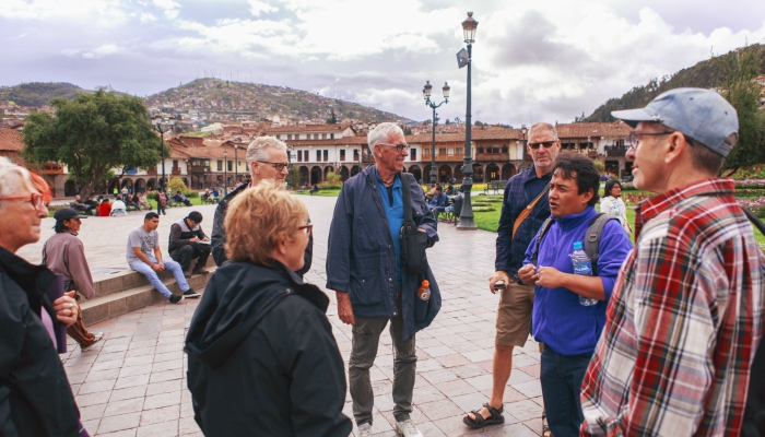 group travel in Cusco