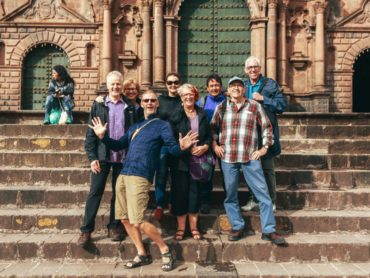 small group travel in Peru