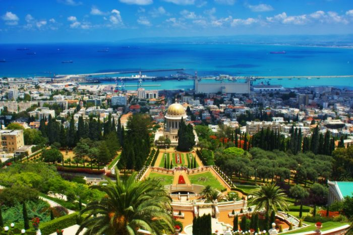 Five wonders of Israel outside Jerusalem