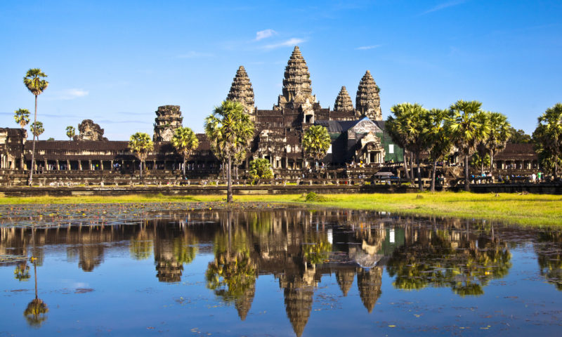 Cambodias Angkor Wat complex