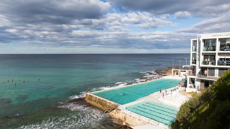 Australia Sydney pool
