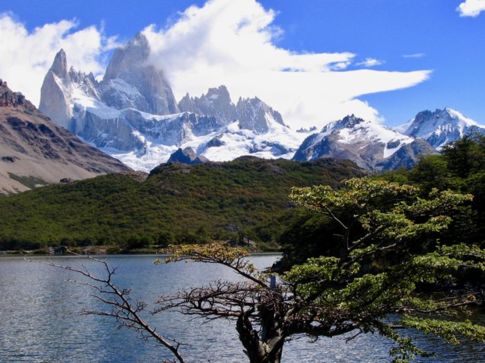 Patagonia guide Mount Fitz Roy