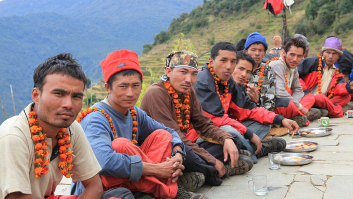 language barriers locals Nepal