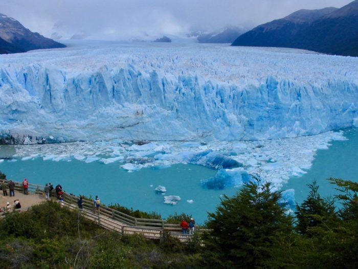 Patagonia guide Perito Moreno Glacier
