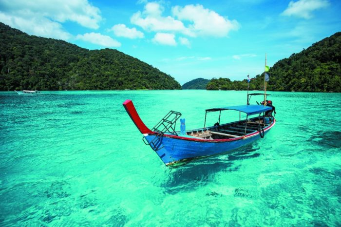 Highlights of Thailand: by land and sea