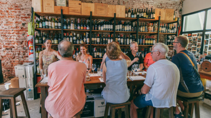 What to do in Buenos Aires wine tasting