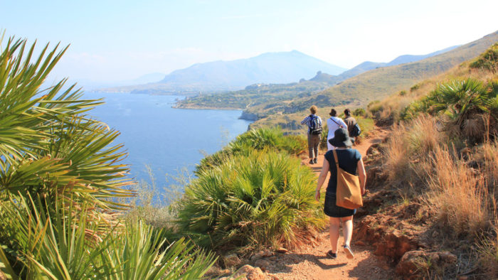 best of sicily hike