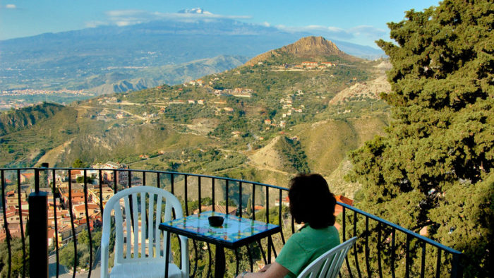 best of sicily view of etna