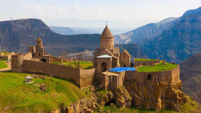 Caucasus Armenia