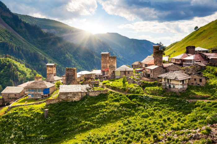 A guide to the world's best-kept culinary secret: The cuisine of the Caucasus