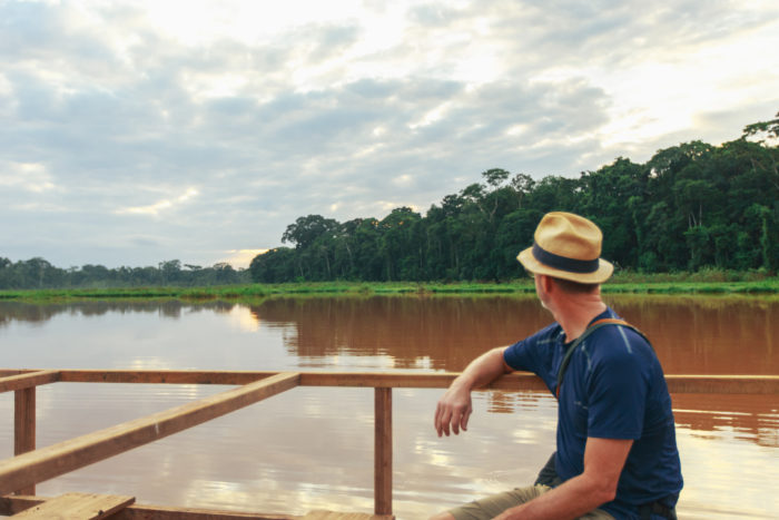 The magic of Ecuador's Amazon and reconnecting with nature
