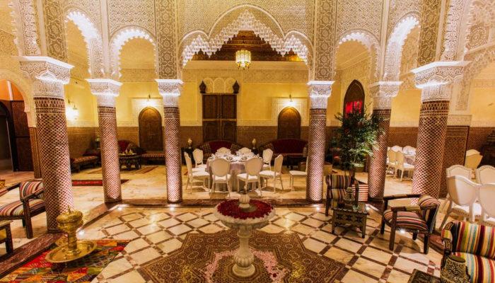 Riad Ritaj in Morocco