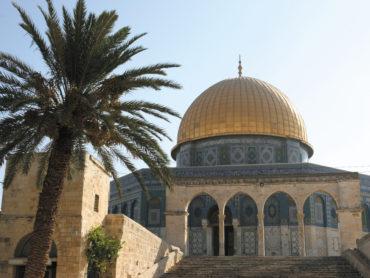 Jerusalem dome