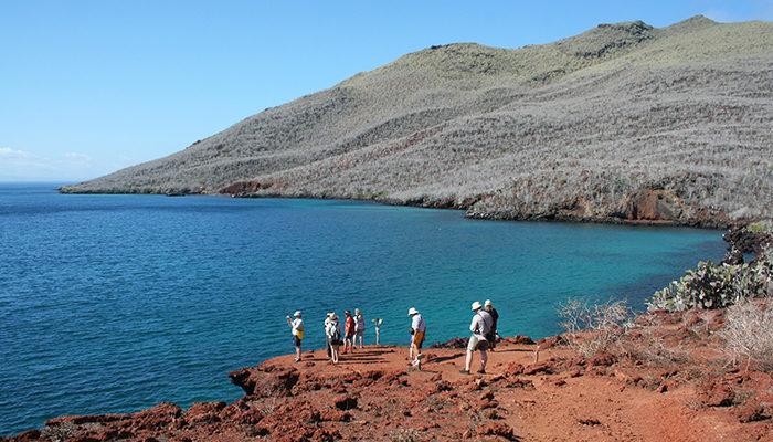Isla Rabida, Galapagos
