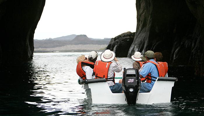 Leon Dormido in Galapagos