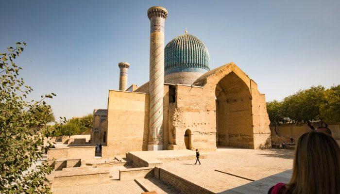 Gur-e-Amir in Samarkand