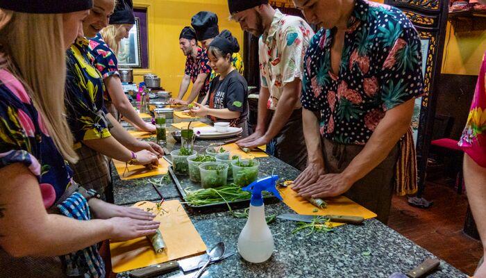 Learn the secrets of Vietnamese cuisine. Photo by Damien Raggatt.