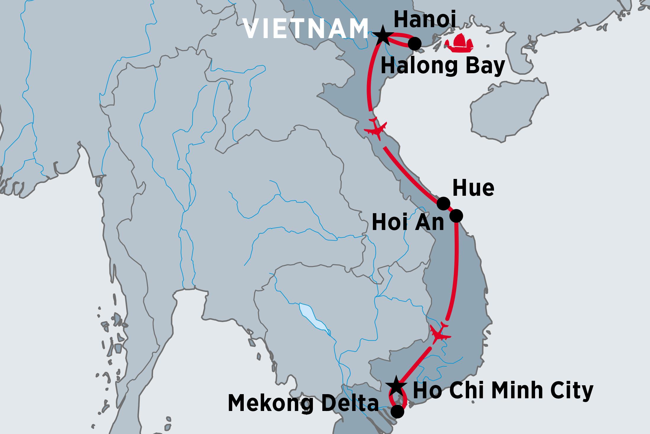 Vietnam Food Explorer Peregrine Adventures Us