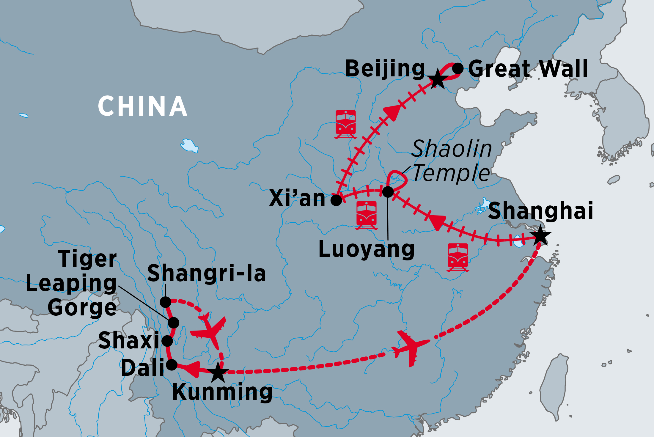 China in Depth overview | China in Depth