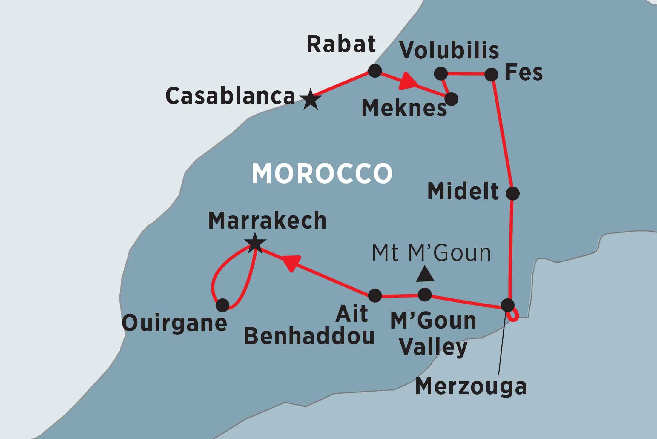 Morocco Explorer overview | Morocco Explorer
