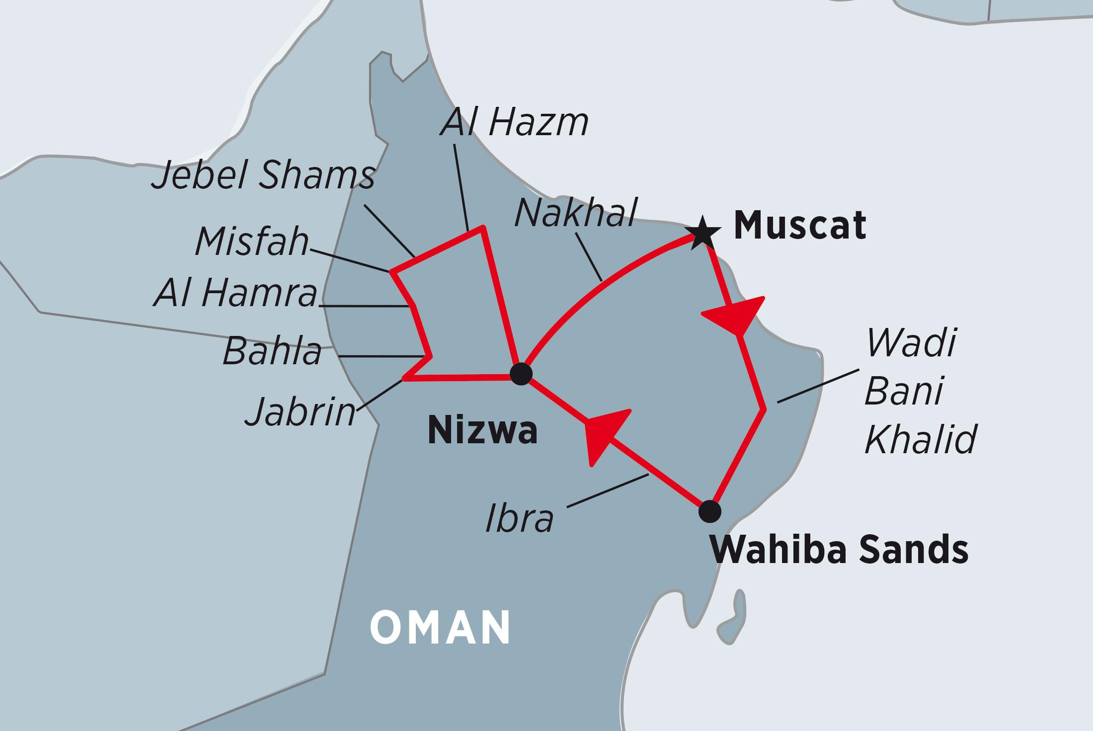 A Taste of Oman overview | A Taste of Oman EN-AU