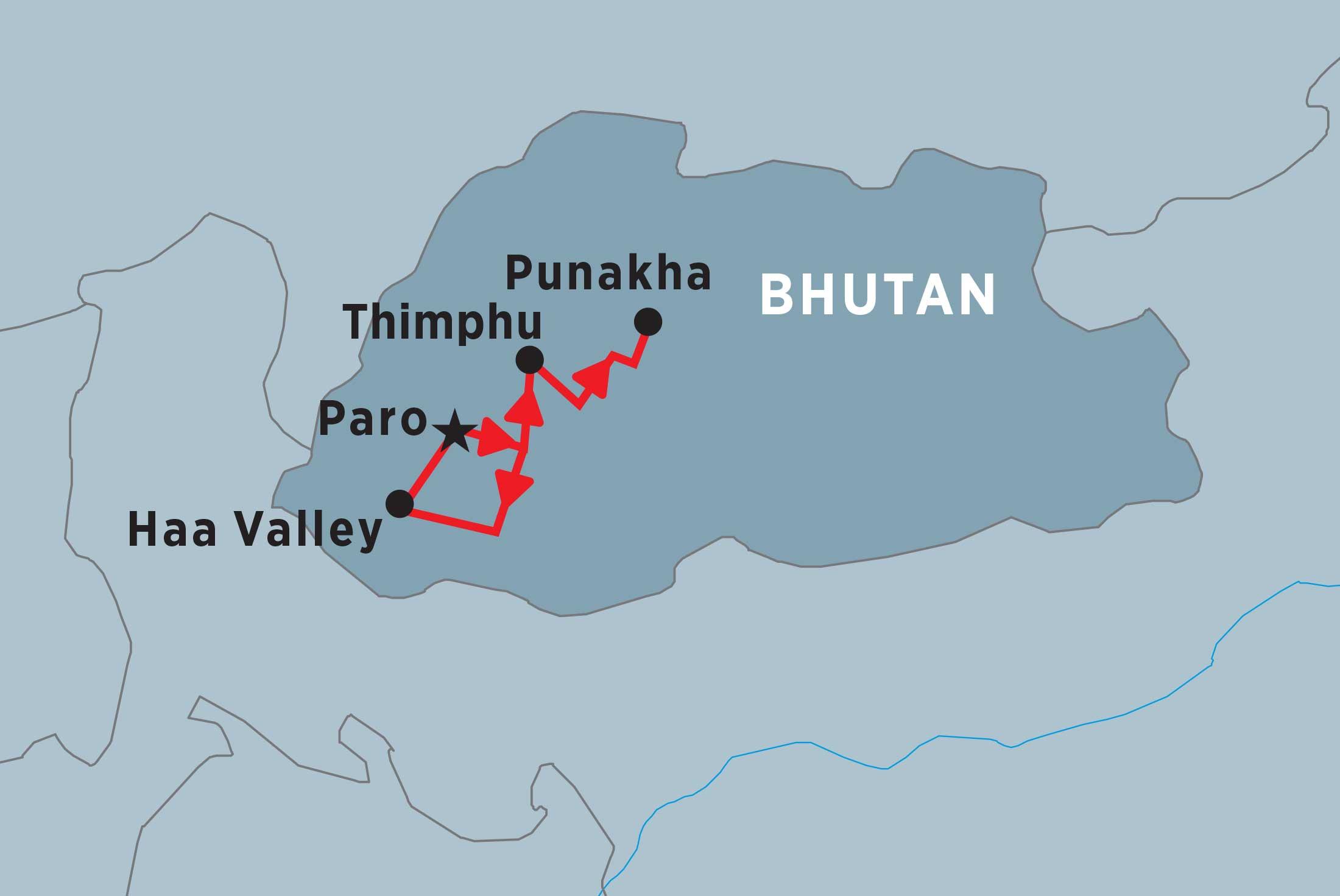 Bhutan: Dragon Kingdom | Peregrine Adventures US