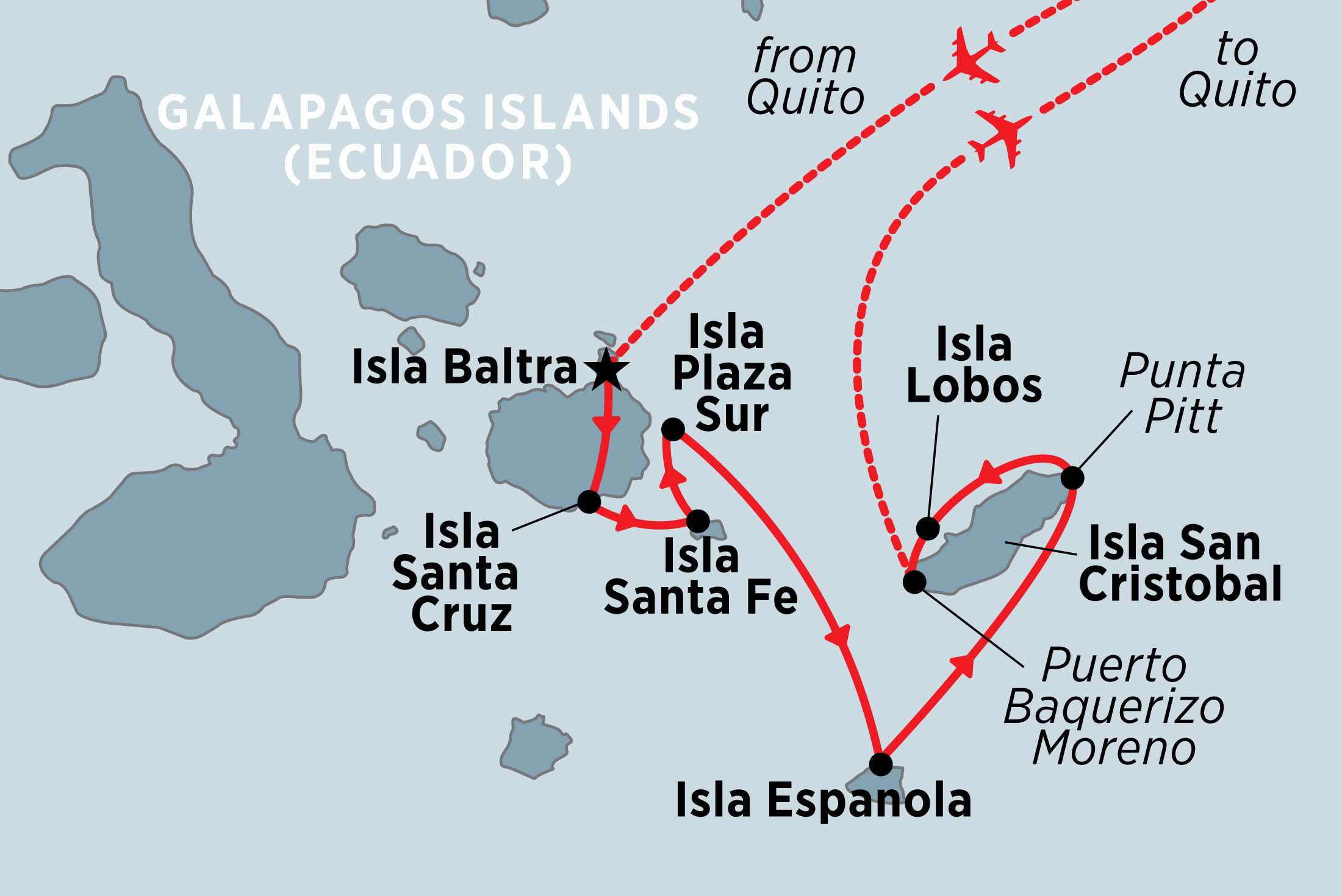 Galapagos Explorer Southern Islands Grand Queen Beatriz Overview Galapagos Explorer Southern Islands Grand Queen Beatriz