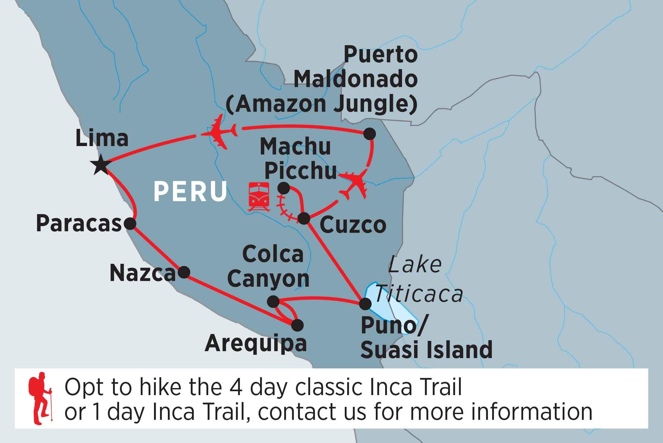 peru highlights peregrine adventures us