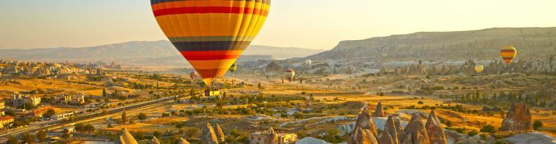 Turkey Cappadocia Balloon