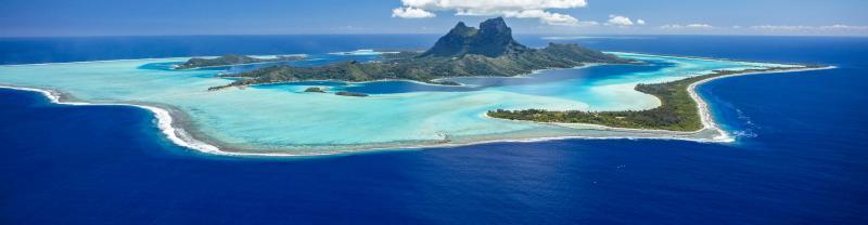 Tahiti, the Society and Tuamotu Islands with Peregrine Adventures