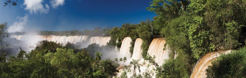 argentina iguazu falls