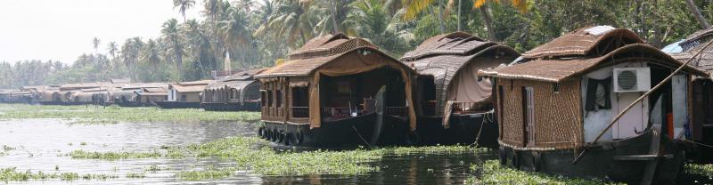 India Kerala House Boats