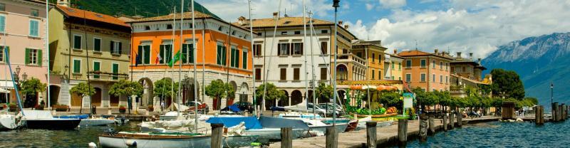 Italy Lakes Garda Marina