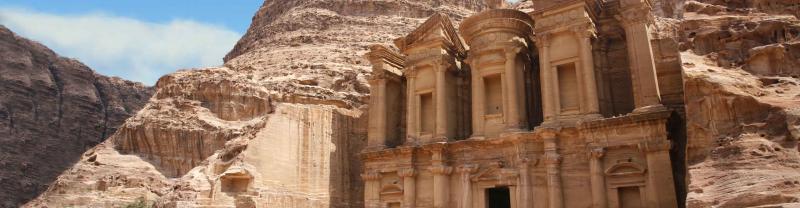 Jordan Israel Petra