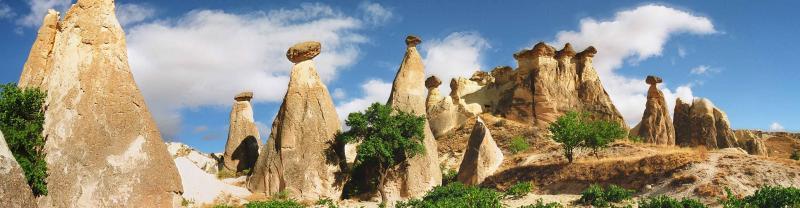 Turkey Cappadocia Daylight