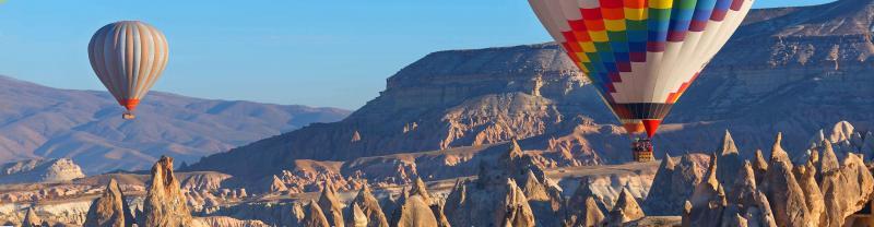 Turkey Cappadocia Goreme Balloon