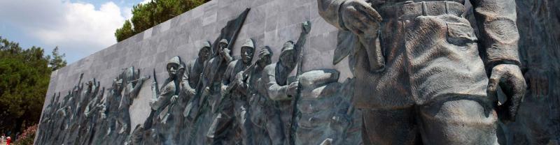 Turkey Gallipoli War Memorial