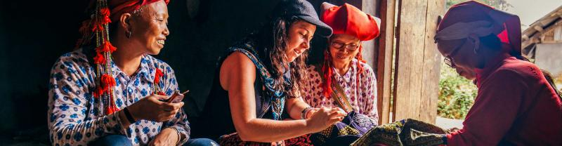 Vietnam's Essential Sapa with Peregrine Adventures